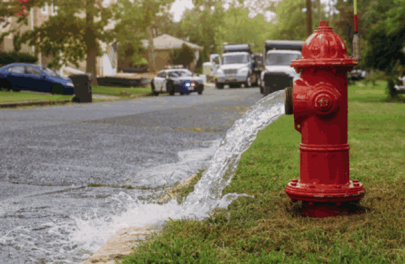 Inspection Report Fire Hydrant Mobile App