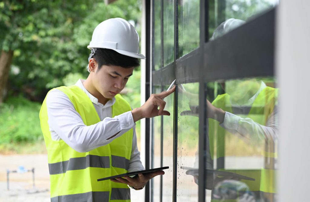 Inspection Of Building Exteriors Mobile App facility management software